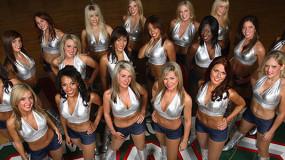 Milwaukee Bucks: Energee Dancers