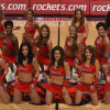 Houston Rockets: Rockets Power Dancers
