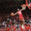 Tony Danridge Wins NCAA Dunk Contest with Double Reverse Windmill