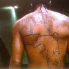 Prison Break or Memento? Udonis Haslem Needs Tattooed Directions….