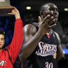 Breaking News: Raptors Trade Jason Kapono to Sixers for Reggie Evans