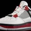 'Sneak'-a-Peek: Air Jordan Fusion 4 – Fire Red's