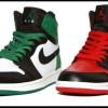 'Sneak'-a-Peek: Air Jordan Retro 1 High (Bulls vs. Celtics)