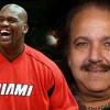 Video: Shaquille O'Neal Bumps into Ron Jeremy at Car Valet…