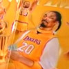 Snoop Dogg Brings His Lakers Lowrider on the Conan O'Brien Show