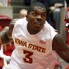 Iowa State's Gilstrap Posterizes Cole Aldrich….Twice