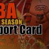 NBA Mid Season Report Card