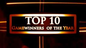 Top 10 Game Winners This Season