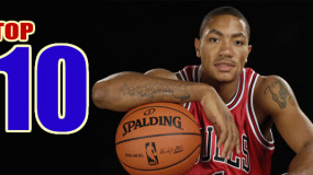 Derrick Rose's Top 10 Plays of the Year