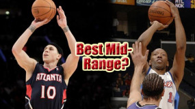 Who Had the Better Mid-Range Jumpshot: Cassell or Bibby?