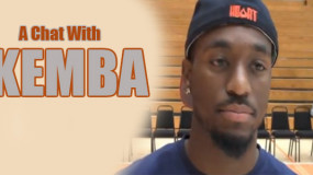 THD's Coach Godwin Chats With Kemba Walker About Becoming An Elite Scorer