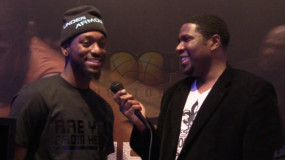 THD Chats With Kemba Walker at Under Armour Event