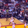Video: LeBron Channels Vince Carter