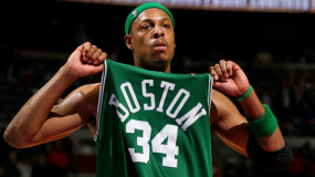 Why the Celtics Won't Deal Paul Pierce