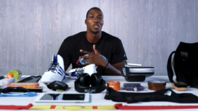 See What Dwight Howard Keeps In His Bag