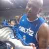 Penny Hardaway Debuts Foamposites During Celebrity All-Star Game