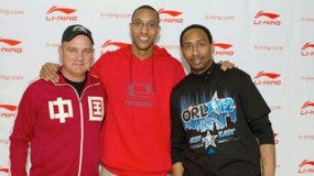 Evan Turner Talks Guinness World Records, Playoffs, and Sneakers