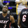 Heat vs. Pacers: Are Lebron and Wade Sending Out Enforcers?