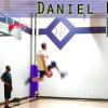 Video: 6'1 White Dunker Daniel Hyde's Reverse 360 Eastbay, and the 720
