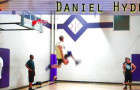 Video: 6'1 White Dunker Daniel Hyde's Reverse 360 Eastbay, and the 720