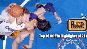 Top 10 Blake Griffin Plays of 2012