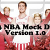2013 NBA Mock Draft: Version 1.0
