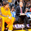 Is Pau Gasol Being Sent Back to the Lakers' Bench?