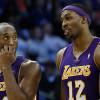 Dwight Howard Subtly Embraces Life With Kobe Bryant Against Magic