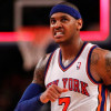 Carmelo Anthony of NY Knicks Says Dunking Is Not Important