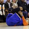 Carmelo Anthony's Injury a Mystery to NY Knicks
