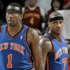 Carmelo Anthony 'Concerned' About Amar'e Stoudemire