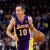 Steve Nash Says LA Lakers 'Don't Have an Identity'