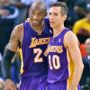 Kobe Bryant and Steve Nash Banged Up for LA Lakers