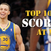 Top 10 Scoring Games at Madison Square Garden