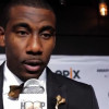 "Watch: Amar'e and Knicks Talk Playoffs and EPIX ""In the Moment"" Documentary With THD"