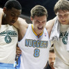 Nuggets' Danilo Gallinari Injures Knee Against Mavericks