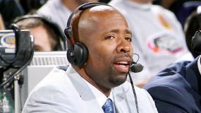 THD Interview: Kenny Smith Talks NBA vs. NCAA, Gottlieb's Joke and POWERADE