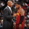 Kyrie Irving Won't Discuss Coach Byron Scott's Future With Cavs