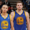 David Lee, Stephen Curry Thank Warriors Fans After Loss to Spurs