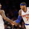 Carmelo Anthony Wants J.R. Smith Back With Knicks