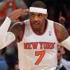 Carmelo Anthony Thanks Gary Washburn for MVP Vote