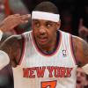 Knicks' Carmelo Anthony May Need Knee Surgery