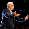 Phil Jackson Won't Coach Clippers Because It's 'Creepy'