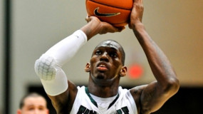 2013 NBA Draft: NY Knicks Working Out Division III 7 Foot Phenom