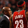 Mike Brown Has No Advice for Erik Spoelstra on Handling LeBron James