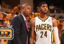 Pacers' Paul George Credits Brian Shaw for 'Getting Him to the Next Level'