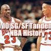 Top 10 Shooting Guard & Small Forward Tandems in NBA History