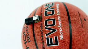 New High Tech Basketball Puts Your Shooting Coach Inside the Ball