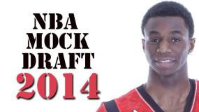 2014 NBA Mock Draft: Way Too Early Version 1.0