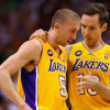 Steve Blake Says Steve Nash 'Looks Great'